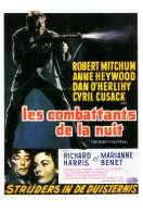 Les combattants de la nuit, le film