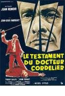 Affiche du film Le testament du Docteur Cordelier