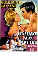 Affiche du film Constance aux enfers