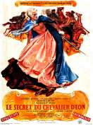 Affiche du film Le Secret du Chevalier d'eon