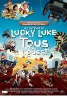 Affiche du film Tous � l'Ouest : une aventure de Lucky Luke