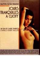 Affiche du film Jours tranquilles � Clichy