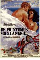 Affiche du film Un Printemps Sous la Neige