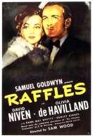 Raffles Gentleman Cambrioleur, le film