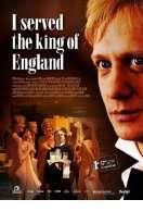 Affiche du film Moi qui ai servi le roi d'Angleterre