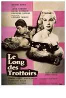 Affiche du film Le Long des Trottoirs