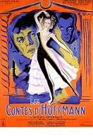 Affiche du film Les contes d'Hoffmann