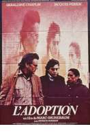 Affiche du film L'adoption