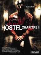 Affiche du film Hostel - chapitre 2