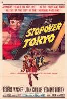 Affiche du film Espionnage a Tokyo