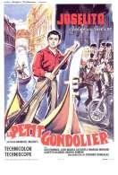 Affiche du film Le Petit Gondolier