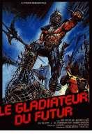 Affiche du film Le gladiateur du futur