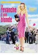 Affiche du film La revanche d'une blonde