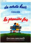 Affiche du film La premi�re fois