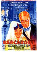 Barcarolle, le film