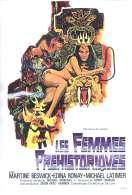 Affiche du film Femmes Prehistoriques