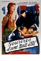Affiche du film Sourires d'une nuit d'�t�