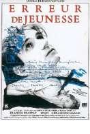 Affiche du film Erreur de Jeunesse