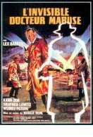 Affiche du film L'invisible Docteur Mabuse