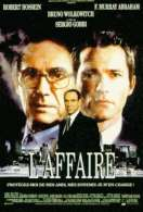 Affiche du film L'affaire