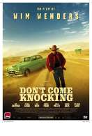 Affiche du film Don't Come Knocking