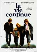 Affiche du film La Vie Continue