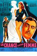 La Chance d'etre Une Femme, le film