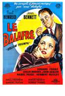 Affiche du film Le balafr�