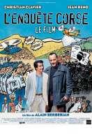 Affiche du film L'enqu�te Corse