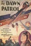 Affiche du film La Patrouille de l'aube