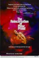 Affiche du film Le Reincarnation de Peter Proud