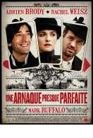 Affiche du film LeUne Arnaque Presque Parfaite