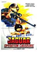 SOS Jaguar : opération casseurs, le film