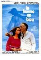 Affiche du film La Femme en Bleu