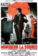 Affiche du film Monsieur la Souris