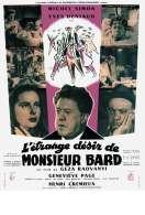 Affiche du film L'�trange d�sir de Monsieur Bard