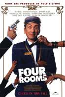 Affiche du film Four rooms