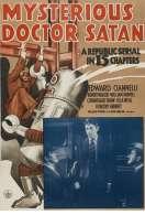 Affiche du film Le myst�rieux Docteur Satan