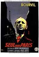 Seul dans Paris, le film