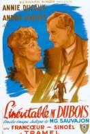 L'inevitable Monsieur Dubois