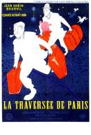Affiche du film La travers�e de Paris