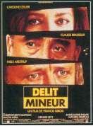 Affiche du film D�lit mineur