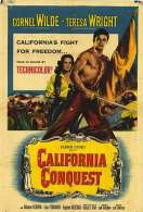 Affiche du film Californie en flammes
