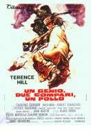 Affiche du film Un Genie Deux Associes Une Cloche