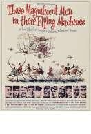 Affiche du film Ces merveilleux fous volants dans leurs dr�les de machines