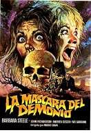 Affiche du film Le masque du d�mon