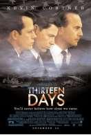 Affiche du film Treize jours