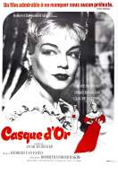 Affiche du film Casque d'or