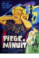 Affiche du film Piege a Minuit