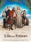 Affiche du film L'�le au(x) tr�sor(s)